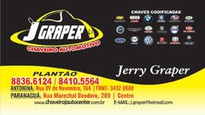 CHAVEIRO JGRAPER