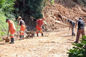 DER estuda construção de viaduto para recuperar a Estrada da Graciosa