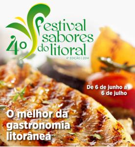 4º Festival Sabores do Litoral