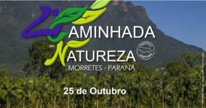 Morretes vai sediar a Caminhada Internacional na Natureza e a Festa das Flores