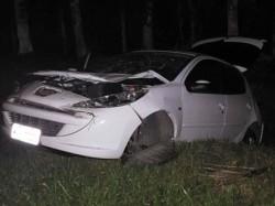 Dupla é presa após roubar veículo em Morretes
